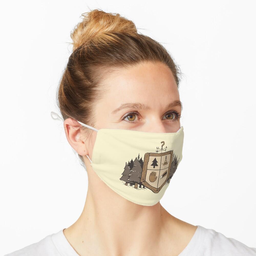 Just West of Weird Mask