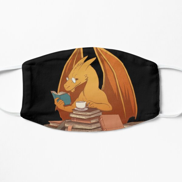 Die Horde des Bibliothekars Flache Maske