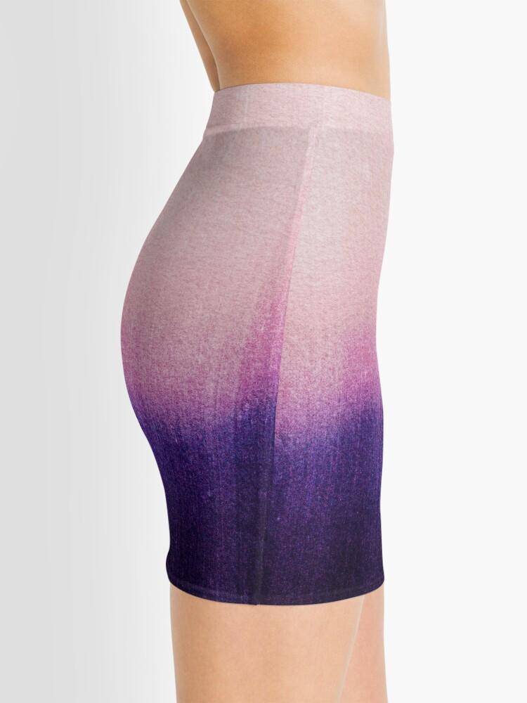 Alternate view of BLUR / Abyss Mini Skirt