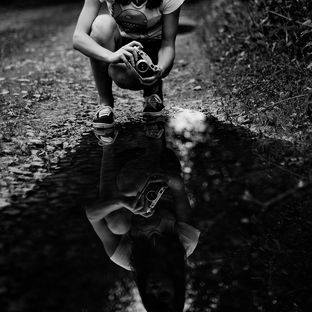 Reflection by Anete Bauere