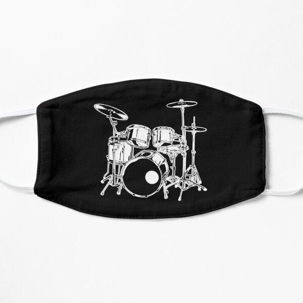 Rock Music Flat Mask