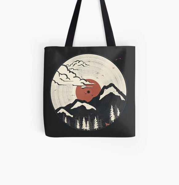 MTN LP... All Over Print Tote Bag