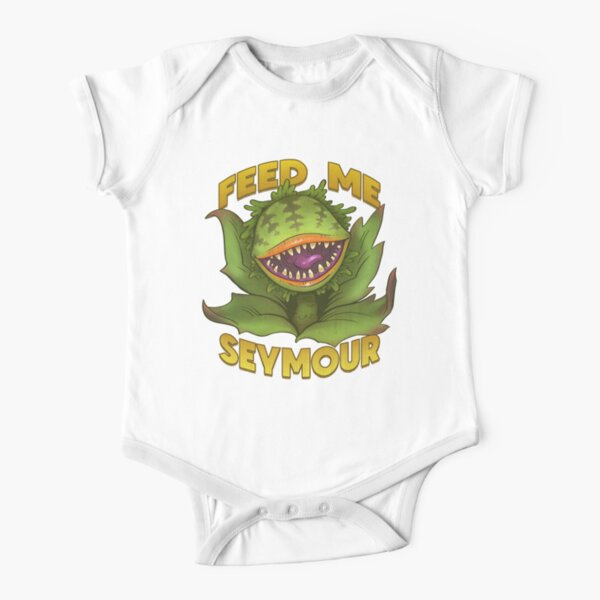 Big Bad Mother Short Sleeve Baby One-Piece