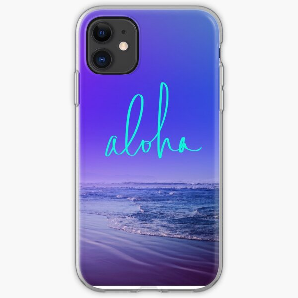 Aloha iPhone Soft Case