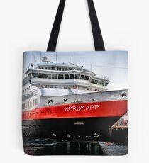 The Hurtigruten Tote Bag