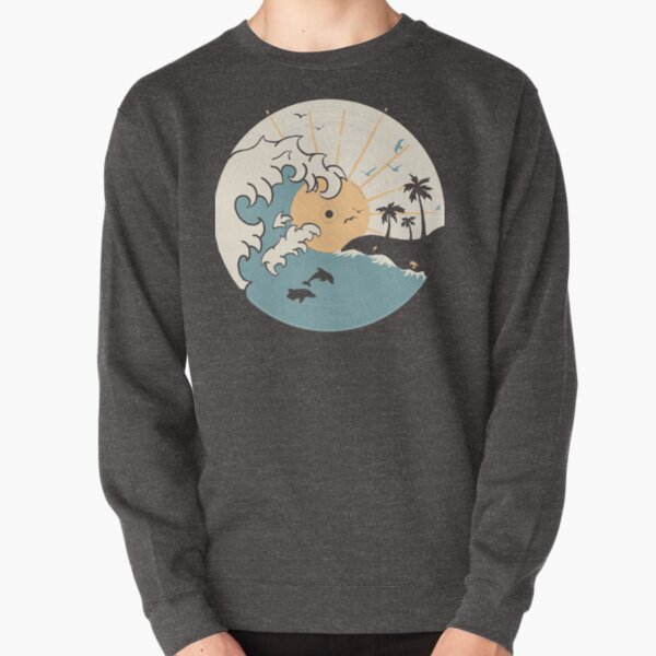 OCN LP... Pullover Sweatshirt