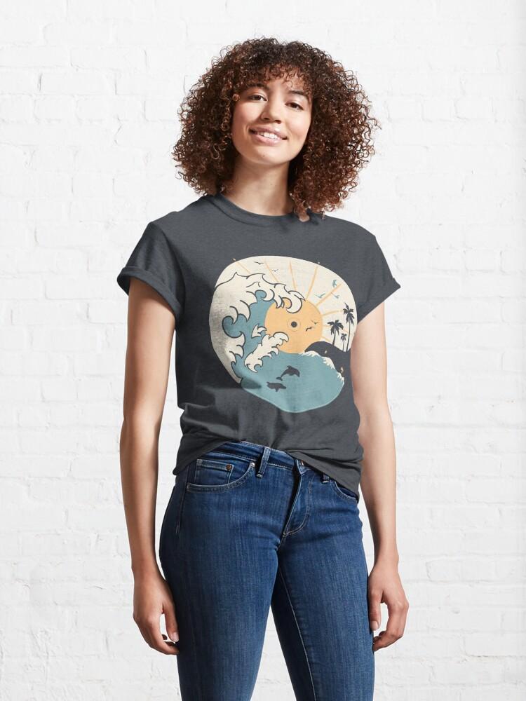 Alternate view of OCN LP... Classic T-Shirt