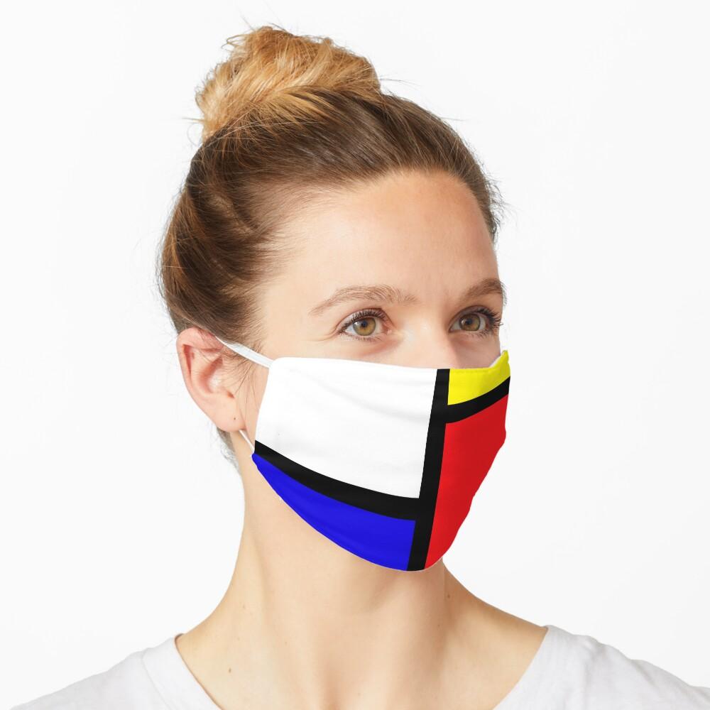 Mondrian Mask
