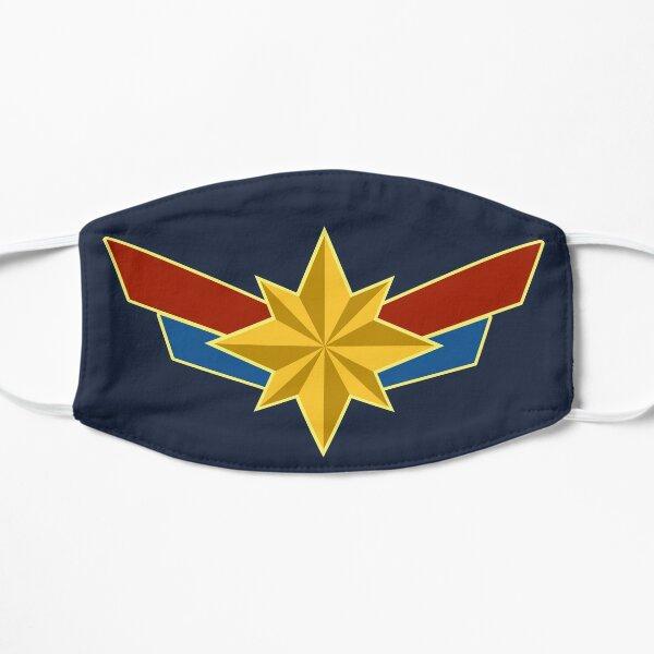 Super Heroine Flat Mask
