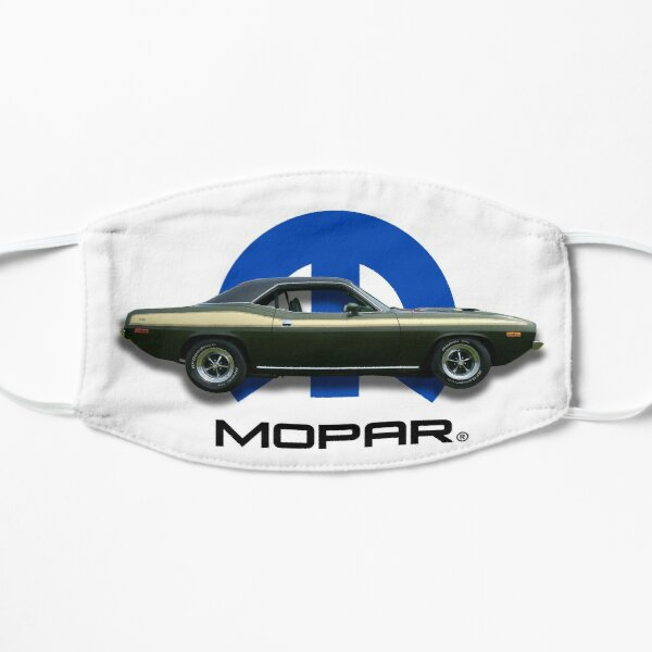 Plymouth Cuda 340 Mopar Muscle car  Mask