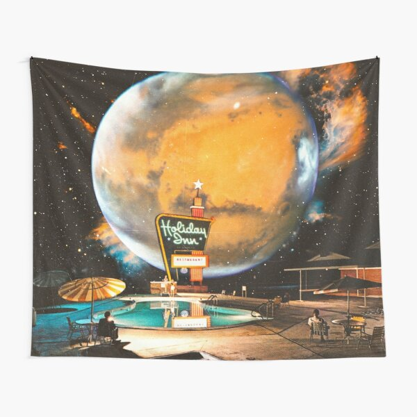 The Holiday Inn Space Tapestry