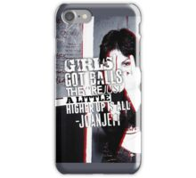 Joan Jett iPhone Case iPhone Case/Skin
