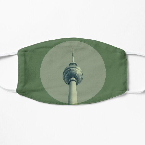 Berlin - The TV Tower Flache Maske