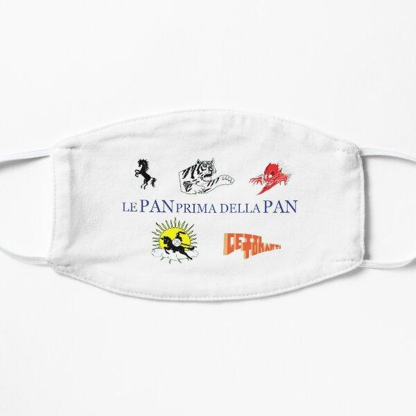 Le Pan prima della Pan Mask
