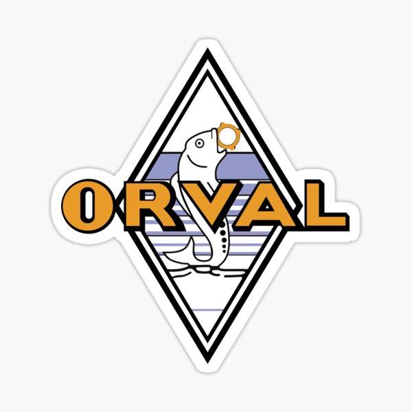 Orval Logo Sticker