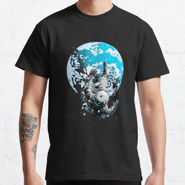 The Lost Astronaut Classic T-Shirt