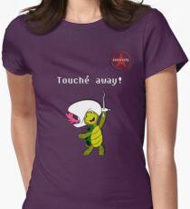 "GeekGirl - ""Touché away!"" T-Shirt"