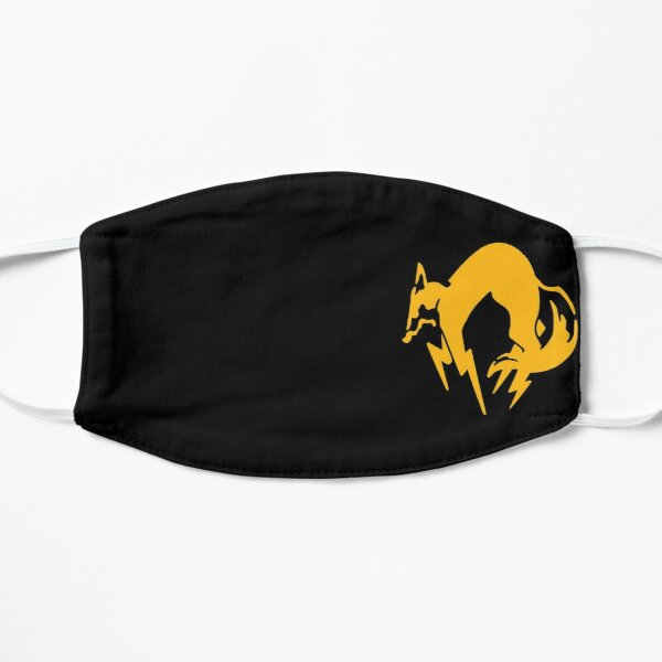Metal Gear Solid - FOX Logo Mask