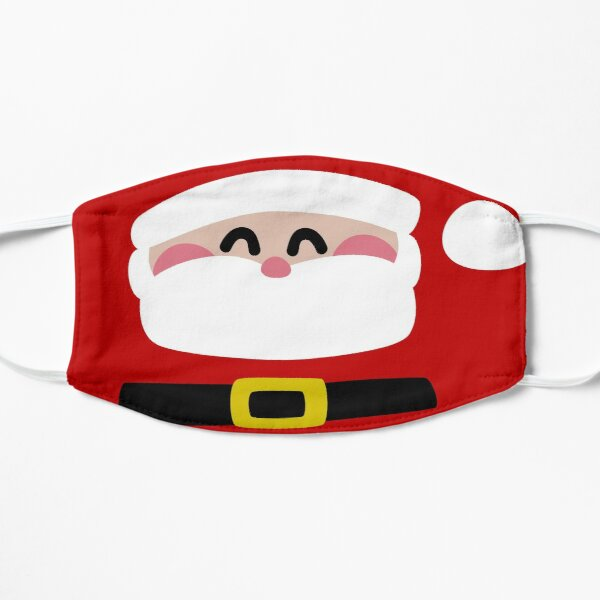 Merry Christmas Santa Claus Mask