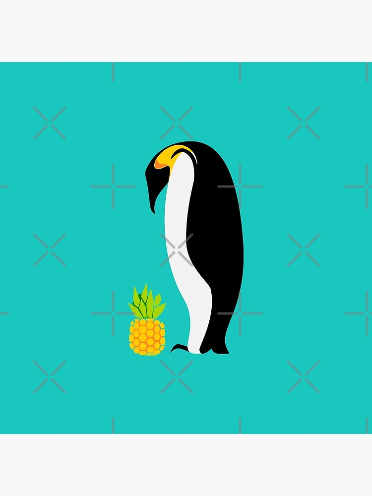 Confused Penguin by MaijaR