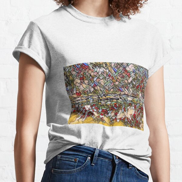 Holiday Dreaming 27 designed and created by (c) Janet Watson Art Classic T-Shirt
