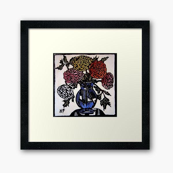 """Ranunculus"" by Margaret Preston Framed Art Print"