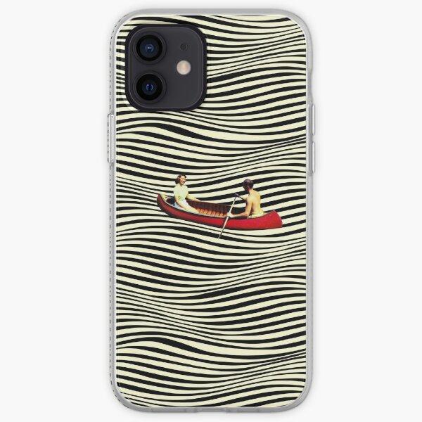 Illusionary Boat Ride iPhone Soft Case