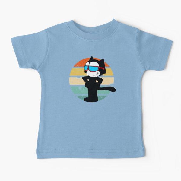 Felix The Cat Baby T-Shirt