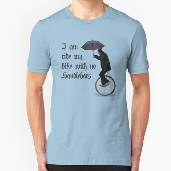 No Handlebars Slim Fit T-Shirt