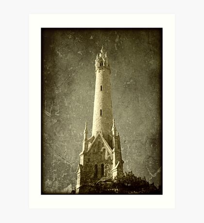 Water Tower © Art Print