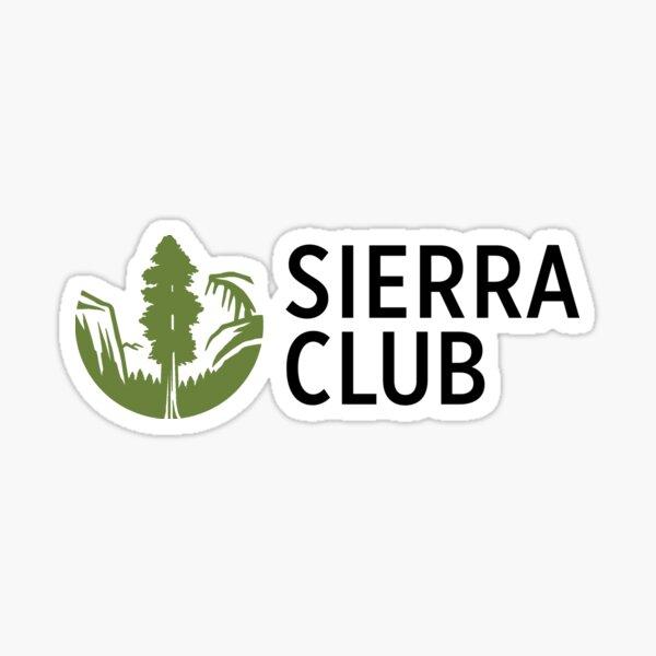 Sierra Club Logo Sticker