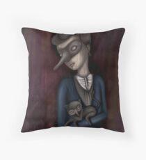 Contagious  Throw Pillow
