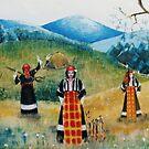 Rhodope girls by kseniako