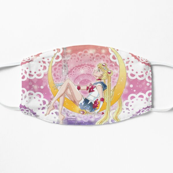 Fly me to the moon Mask