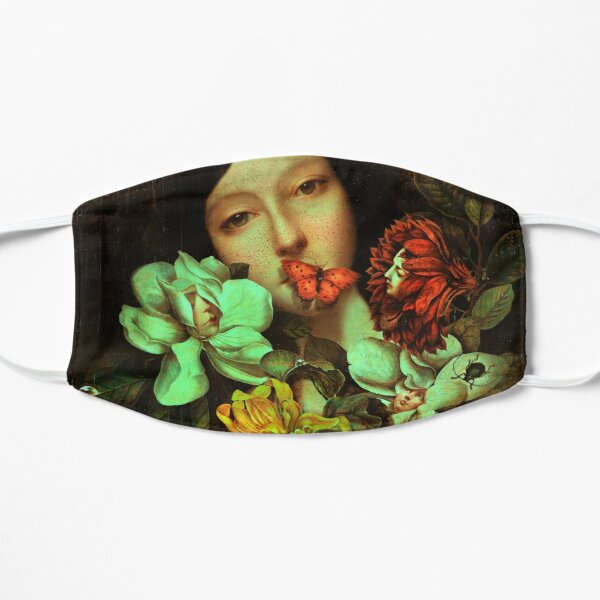 What Flowers Say Mask
