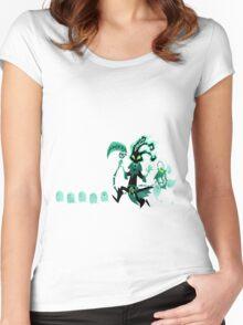 Cute Thresh Women's Fitted Scoop T-Shirt