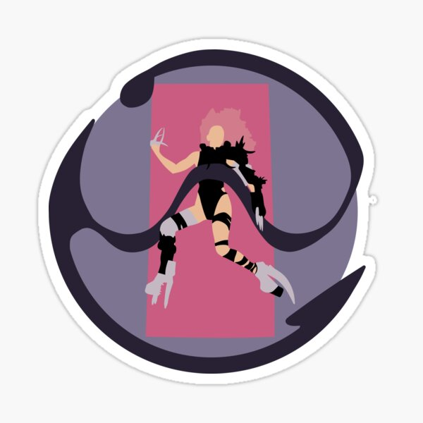 Lady Gaga Chromatica Sticker