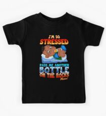 Stressed Kids Clothes