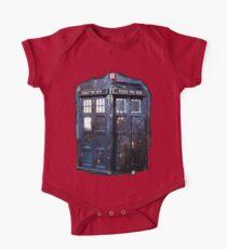 space tardis Kids Clothes