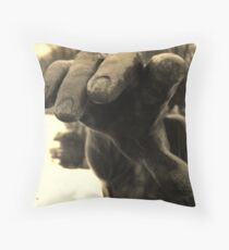 Touch Of Fate Throw Pillow