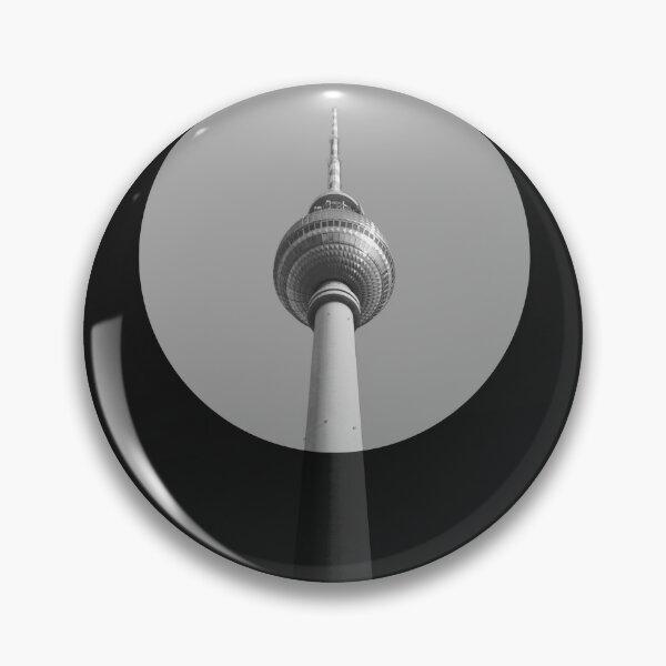 Berlin - The TV Tower Button