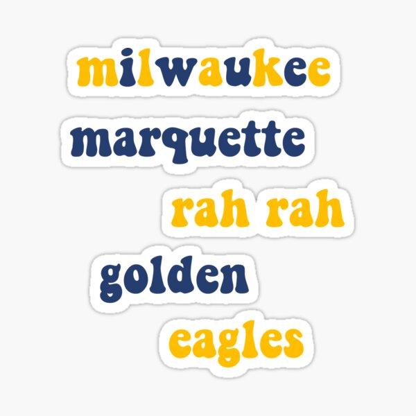 Marquette Sticker Pack Sticker