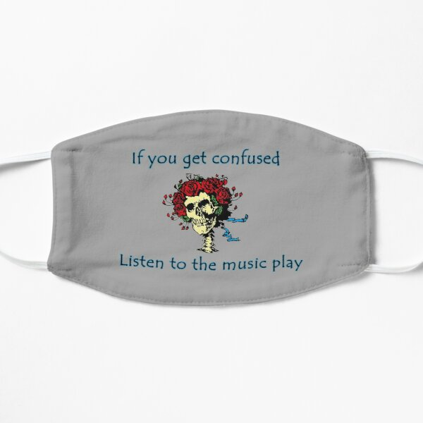 Listen to the Music Play Mask