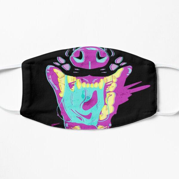 Hyena Laugh Flat Mask