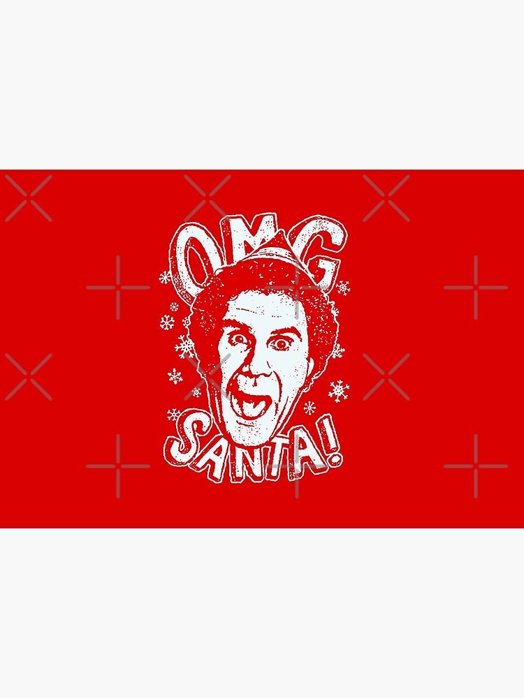 OMG SANTA! - Buddy the Elf by pickledjo