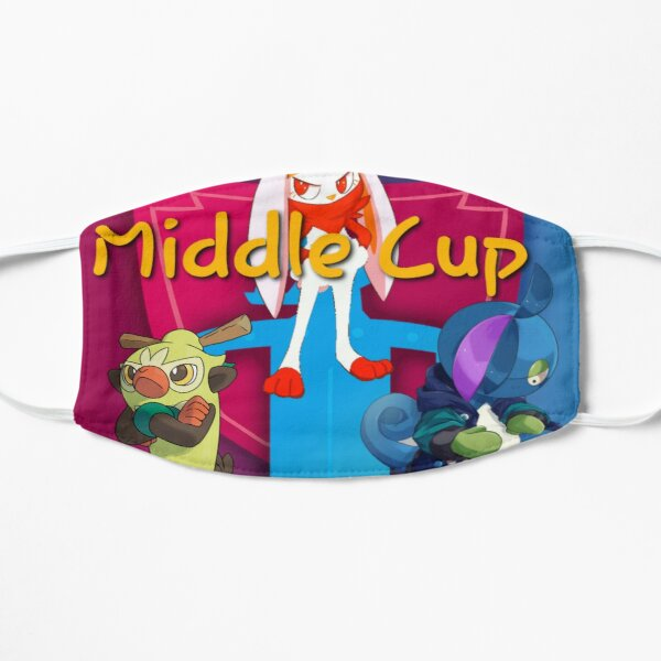 Middle cup Mask