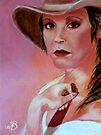 Looking Back 25 Years, A Self Portrait by Susan McKenzie Bergstrom