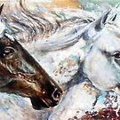 Horses I by Rineke de Jong
