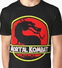 Jurassic Kombat Graphic T-Shirt