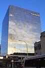 Reflections in Downtown Winnipeg by Carole-Anne